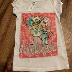 Little girls tee shirt!!! Cute!!